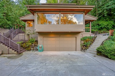 Issaquah Single Family Home For Sale: 425 SW Mount Baker Dr