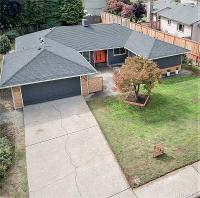 Fircrest Single Family Home For Sale: 1140 Claremont St