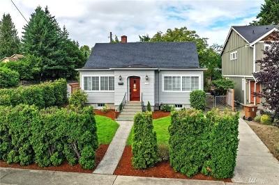 Tacoma Single Family Home For Sale: 3740 S. Alaska St