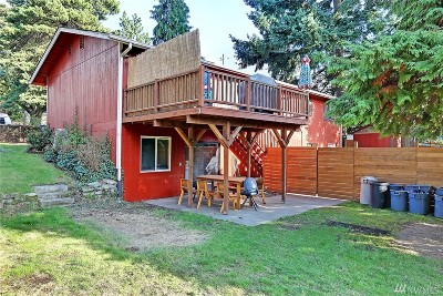 Seattle Single Family Home For Sale: 10027 11th Ave SW