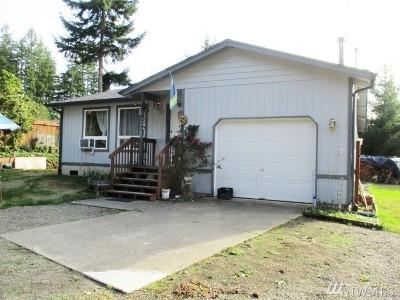 Shelton WA Single Family Home For Sale: $225,000