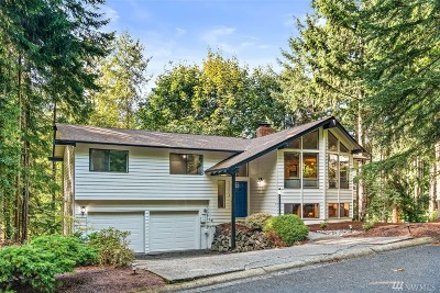 Bothell Single Family Home For Sale: 21004 28th Ave SE