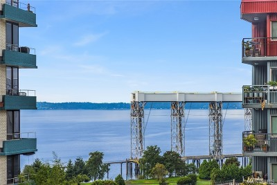 Seattle Condo/Townhouse For Sale: 415 W Mercer St #303
