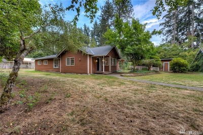 Maple Valley Single Family Home For Sale: 25053 SE 200th St