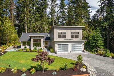 Camano Island Single Family Home For Sale: 970 Hillside Dr