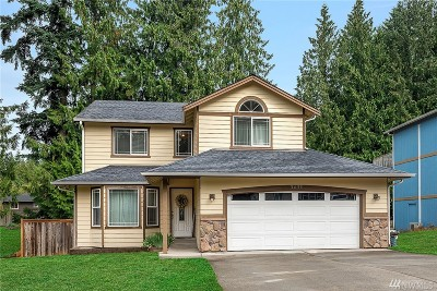 Stanwood Single Family Home For Sale: 3433 158th Place NW