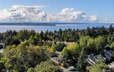 Federal Way Condo/Townhouse For Sale: 1810 S 285th Place #F