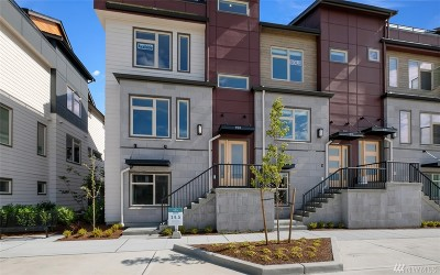 Issaquah Condo/Townhouse For Sale: 920 6th (Unit 14.5) Ave NE
