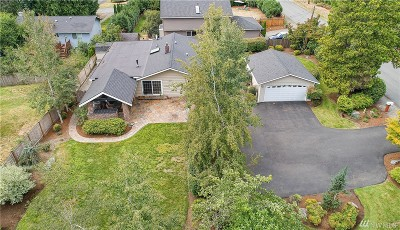 Sammamish Single Family Home For Sale: 21525 SE 24th St
