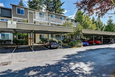 Everett Condo/Townhouse For Sale: 12530 Admiralty Wy #F204
