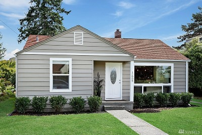 Seattle Single Family Home For Sale: 12008 Dayton Ave N