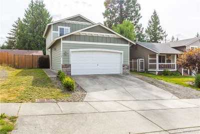 Marysville Single Family Home For Sale: 7724 28th Place NE