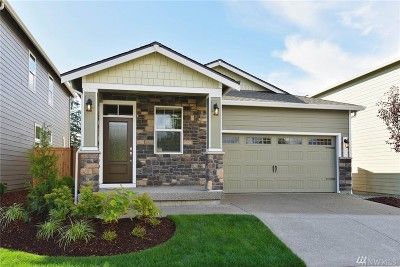 Marysville Single Family Home For Sale: 5544 85th Dr NE