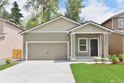 Marysville Single Family Home For Sale: 8540 55th Place NE