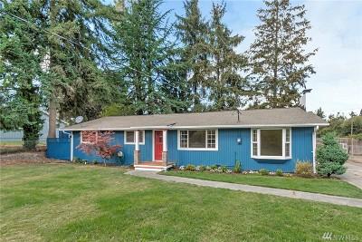 Tacoma WA Single Family Home For Sale: $324,999