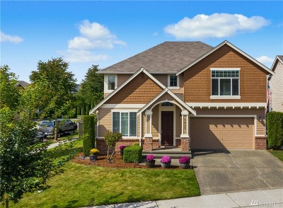 Lacey Single Family Home For Sale: 3823 Rossberg St SE