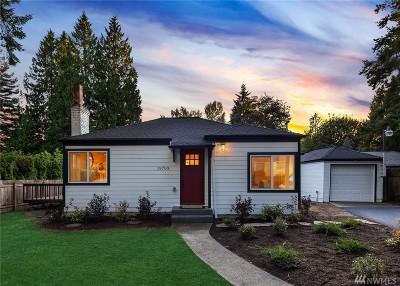 Shoreline Single Family Home For Sale: 19703 Forest Park Dr NE