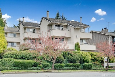 Kirkland Condo/Townhouse For Sale: 6226 Lakeview Dr #D