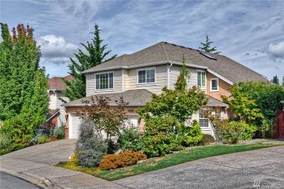 Renton Single Family Home For Sale: 3420 Monterey Lane NE
