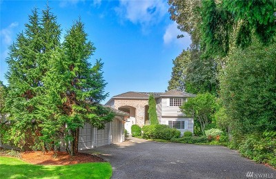 Snohomish County Single Family Home For Sale: 7725 168th Place SW