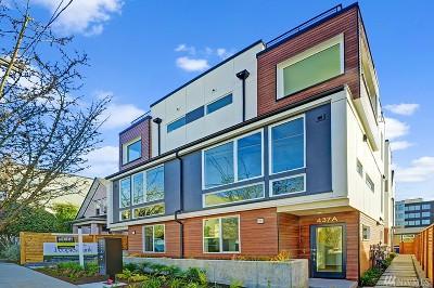 Seattle Single Family Home For Sale: 437 NE 73rd St