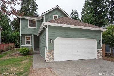 Bothell Single Family Home For Sale: 19004 1st Ave SE