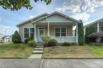 Olympia Single Family Home For Sale: 8443 15th Ave SE