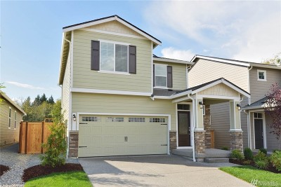 Marysville Single Family Home For Sale: 8532 55th Place NE