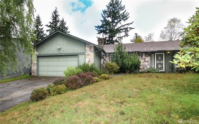 Federal Way Single Family Home For Sale: 2804 SW 324th Place