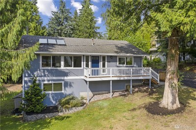 Snohomish Single Family Home For Sale: 12123 221 St St SE