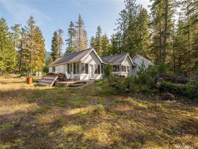 Single Family Home For Sale: 7360 Usfs Rd 81