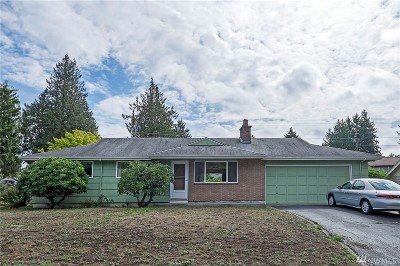 Federal Way Single Family Home For Sale: 32016 8th Ave S