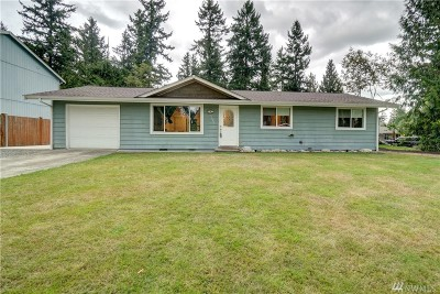 Lake Tapps Single Family Home For Sale: 5721 192nd Ave E