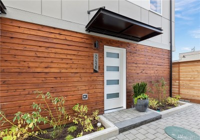 Seattle Single Family Home For Sale: 7753 15th Ave NW