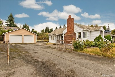 Seattle Single Family Home For Sale: 7513 NE 33rd Ave