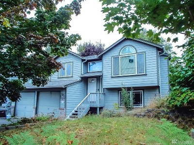 Snohomish Single Family Home For Sale: 500 19th St