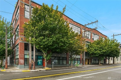 King County Condo/Townhouse For Sale: 1100 E Union St #1B