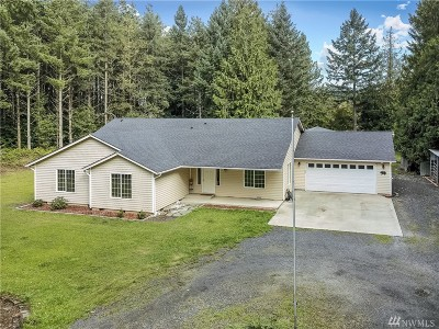Chehalis Single Family Home For Sale: 187 Ivy Dale Lane