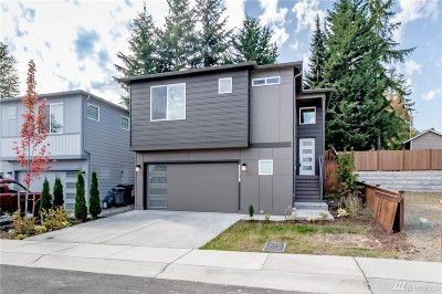 Lynnwood Single Family Home For Sale: 3712 146th St SW #10