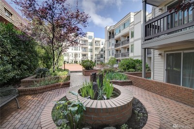 King County Condo/Townhouse For Sale: 2152 N 112th St #412