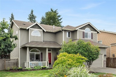 Bothell Single Family Home For Sale: 1314 238th Place SW