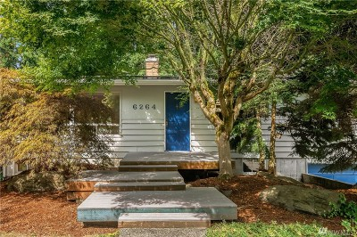Kenmore Single Family Home For Sale: 6264 NE 154th St