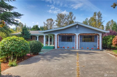 Covington Single Family Home For Sale: 24629 164th Ave SE