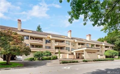 Bellevue Condo/Townhouse For Sale: 401 100th Ave NE #315