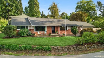 Kirkland Single Family Home For Sale: 926 20th Place W