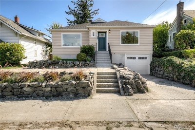 Tacoma Single Family Home For Sale: 3820 S 8th St