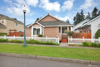 Olympia Single Family Home For Sale: 5501 Hamptons St SE