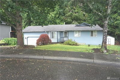 Lake Stevens Single Family Home For Sale: 13003 17th St NE