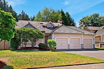 Federal Way Single Family Home For Sale: 133 S 309th St