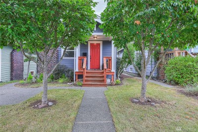 Seattle Single Family Home For Sale: 534 N 81st St